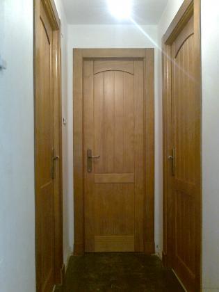 Puertas color pino materiales de construcci n para la for Puertas color pino