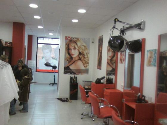 Local acondicionado para peluqueria