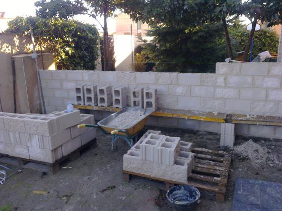 Reformas y construcciones sella2 28032 madrid madrid - Muros de hormigon ...
