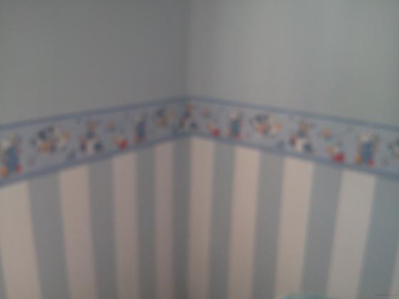 Manuel lopez 41701 dos hermanas sevilla for Habitacion bebe rayas