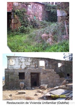 Restauración de Vivienda del siglo XVIII