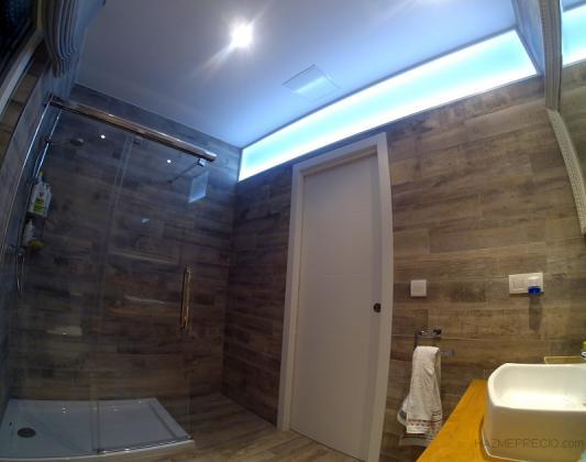 Baño en vivienda unifamiliar