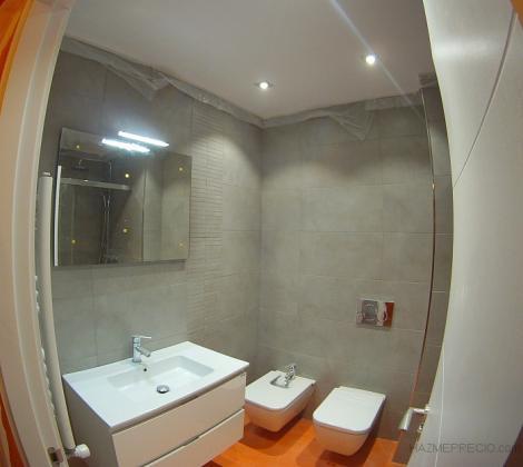 Vivienda - Estudio Arquitectura. Baño.
