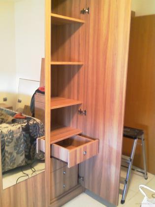 interiores armario a medida