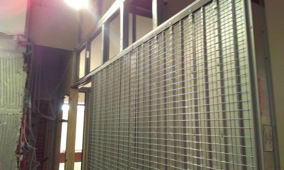puertas corederas encastradas en el tabique de pladur