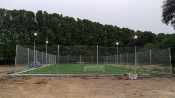 Pista Futbol Sala Complejo deportivo