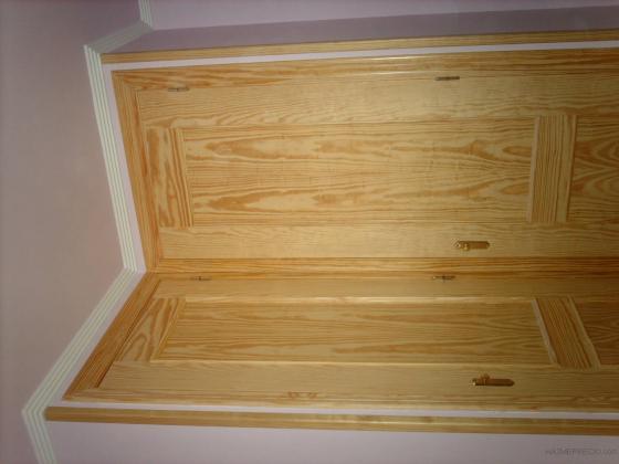 carpinteria de madera escayola y pintura