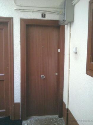 puerta blindada cara exterior