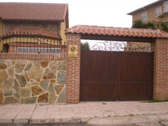 Su nuevo espacio 28820 coslada madrid - Cerramientos de casas ...