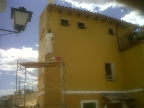 Pinturas rodriguez pintor decorador 46900 torrent for Piscina cubierta catarroja