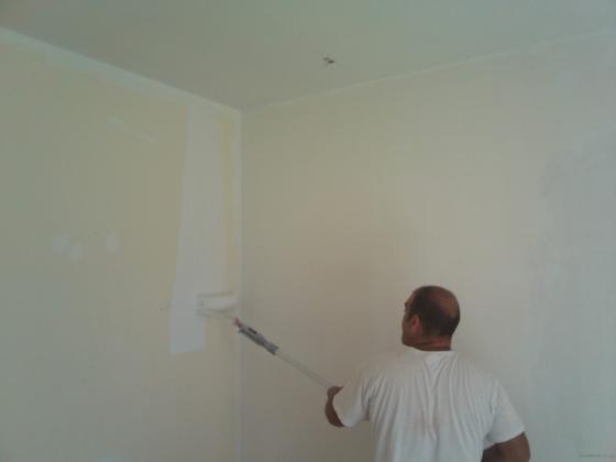 Pintado interior de viviendas