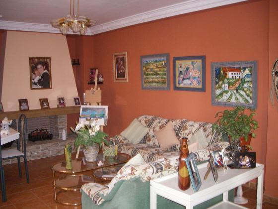 Pintura de salon