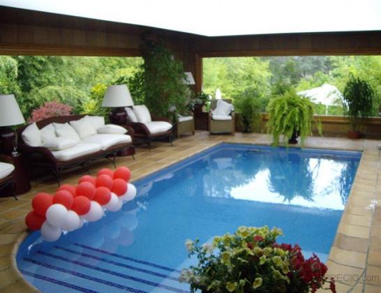 Piscina interior climatizada ohtels villa dorada piscina climatizada spa gratis con piscina - Alquiler casa con piscina climatizada ...