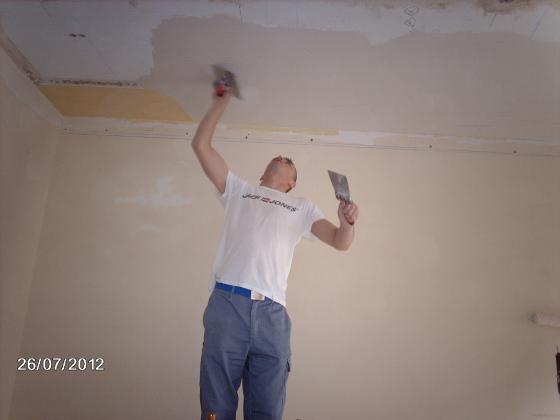 Reformas deleste 33204 gij n asturias - Como pintar techos ...