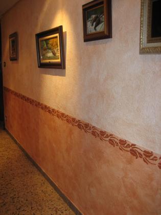 Pinturas verona 50410 cuarte de huerva zaragoza - Cenefas para pasillos ...