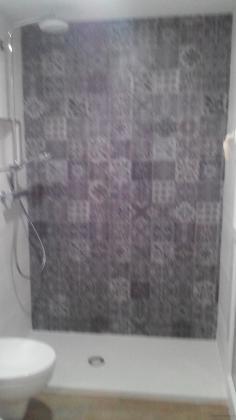 Substitución de baño por placa de ducha Repar2000