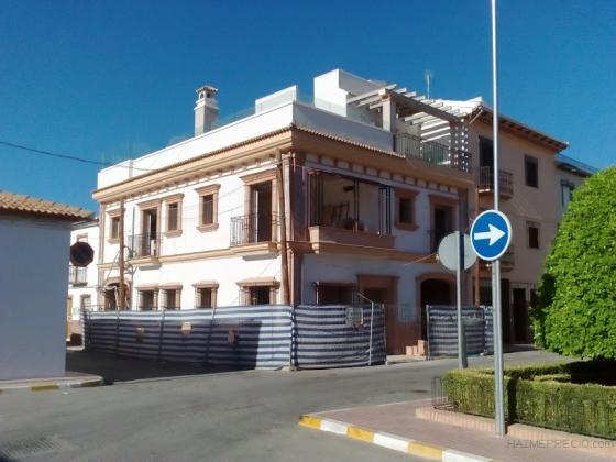 construcción de vivienda en Benamejí