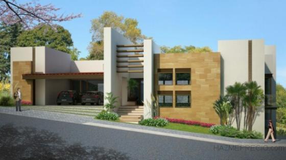 Construcción de viviendas unifamiliares