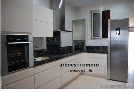 Arenes i romero cocina y ba os 46980 paterna valencia - Muebles romero valencia ...