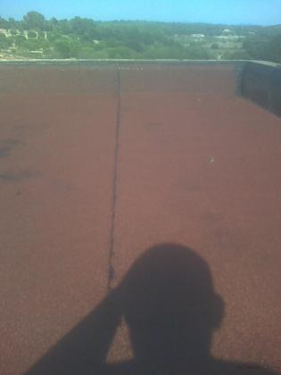 tela asfaltica,segunda capa