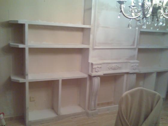 mueble decorativo de escayola - Muebles De Escayola