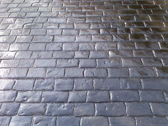 Pavimento impreso lucar sl 43007 tarragona tarragona for Pavimento de hormigon tarragona