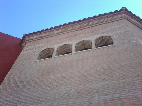 Torreon Hotel 5, Ladrillo Rustico