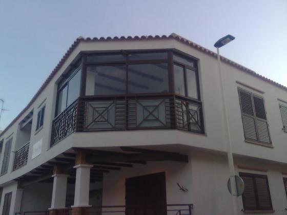 Tamevi s l 30600 archena murcia - Cerramientos de balcones ...