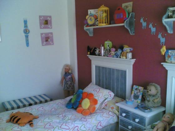 dormitorio juvenil acabado liso
