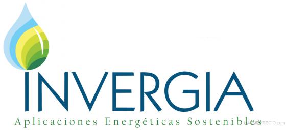 Logotipo Invergia.