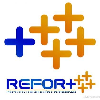 Logotipo mini REFOR MAS 0
