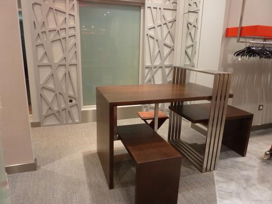Muebles a medida para tienda