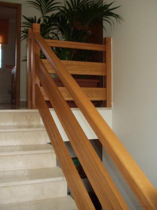 Pasamano de escalera