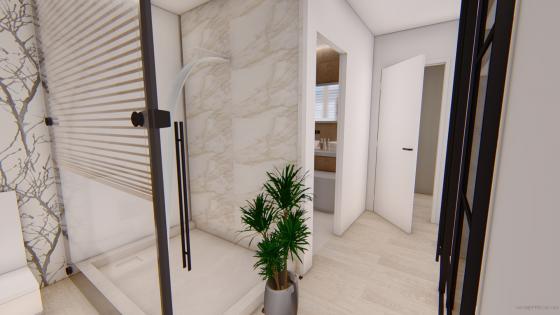 Zona de baño.
