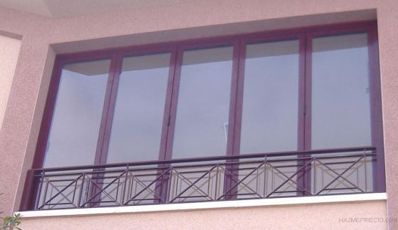 balconera plegable 5 hojas