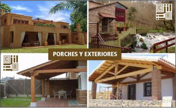 PORCHES Y EXTERIORES