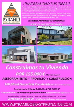 VIVIENDA UNIFAMILIAR 160M2 - POR 155.000 €