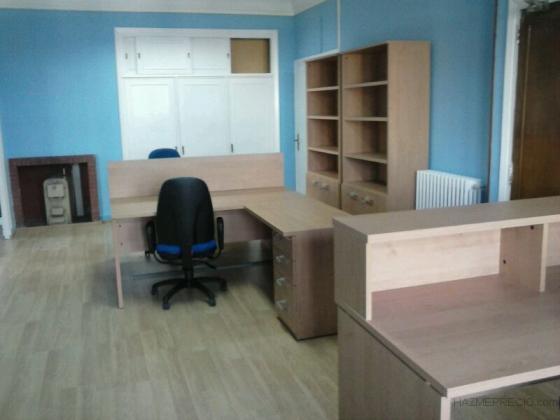 Renovacion de oficinas y locales comerciales ( Tarima flotante, pintado, amueblado, etc.. )