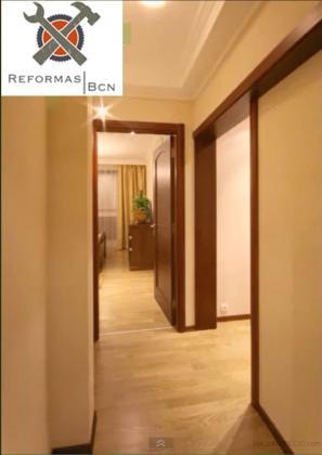 Reforma en general construsol s l 08027 barcelona - Pintura para parquet ...