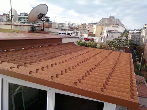 Comercial reyes 08905 hospitalet de llobregat l for Techos de teja para terrazas