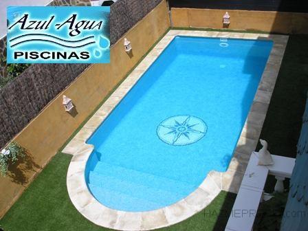 Piscinas azul agua 17404 riells i viabrea girona for Precio piscina obra 8x4