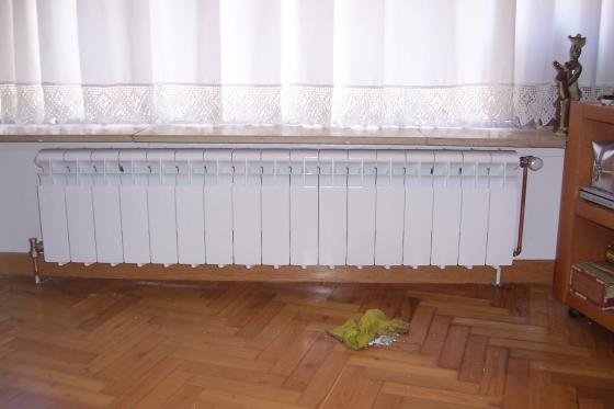radiador salon