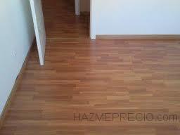 Suelos con ó sin obra de madera , laminados , cerámica , PVC , linoleos etc ....