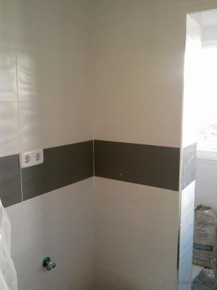 Reforma completa  piso centro de Jerez (Alicatado de cocina)