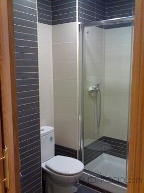 Reforma completa  piso centro de Jerez (Baño)