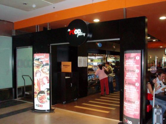 Restaurante Food Gallery T1