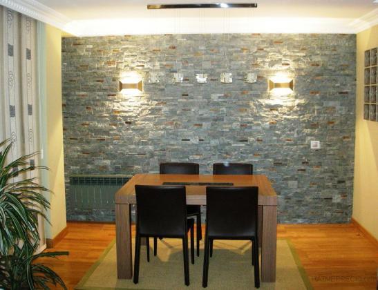 Jmc interiores 26005 logro o la rioja for Revestimiento pared salon