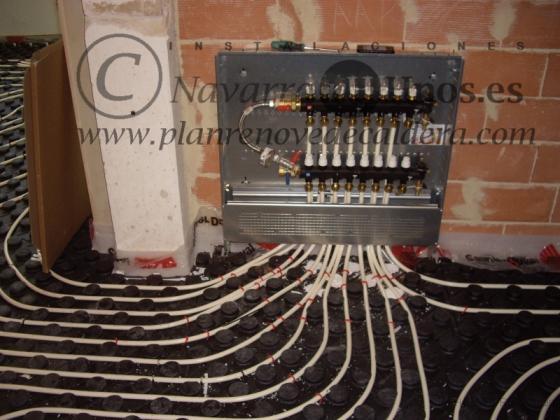 Instalaciones navarro hnos sl 46019 valencia valencia - Calefaccion radiante ...