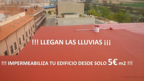 ! ADIOS A LAS GOTERAS ¡, CON LA MEJOR PRECIO Y GARANTIA DEL MERCADO