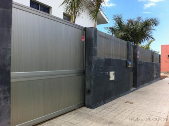 Aluminios betancor 35220 telde las palmas for Presupuesto puerta aluminio